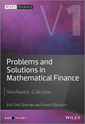 Couverture de l'ouvrage Problems and Solutions in Mathematical Finance