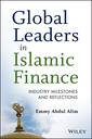 Couverture de l'ouvrage Global Leaders in Islamic Finance