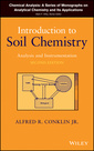 Couverture de l'ouvrage Introduction to Soil Chemistry (2nd Ed.)