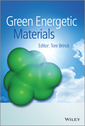 Couverture de l'ouvrage Green Energetic Materials