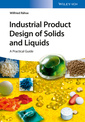 Couverture de l'ouvrage Industrial Product Design of Solids and Liquids