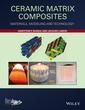 Couverture de l'ouvrage Ceramic Matrix Composites