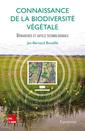 Couverture de l'ouvrage Connaissance de la biodiversité végétale