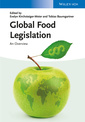 Couverture de l'ouvrage Global Food Legislation