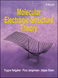 Couverture de l'ouvrage Molecular Electronic-Structure Theory