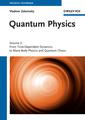 Couverture de l'ouvrage Quantum Physics