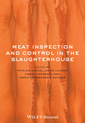 Couverture de l'ouvrage Meat Inspection and Control in the Slaughterhouse