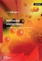 Couverture de l'ouvrage Méthodes statistiques