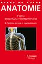 Couverture de l'ouvrage Atlas de poche d'anatomie Volume 3 (5 ° Éd.)