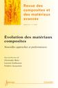 Couverture de l'ouvrage Revue des composites et des matériaux avancés Volume 24 N° 1/Janvier-Mars 2014