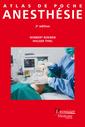 Couverture de l'ouvrage Atlas de poche Anesthésie
