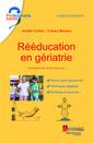 Couverture de l'ouvrage Rééducation en gériatrie