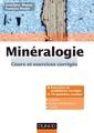 Couverture de l'ouvrage Minéralogie