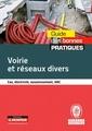 Couverture de l'ouvrage Voiries et réseaux divers