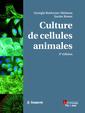 Couverture de l'ouvrage Culture de cellules animales (3° Éd.)