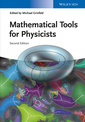 Couverture de l'ouvrage Mathematical Tools for Physicists
