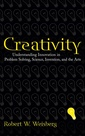 Couverture de l'ouvrage Creativity