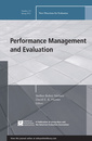 Couverture de l'ouvrage Performance Management and Evaluation