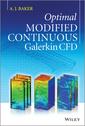 Couverture de l'ouvrage Optimal Modified Continuous Galerkin CFD
