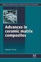 Couverture de l'ouvrage Advances in Ceramic Matrix Composites