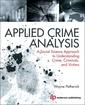 Couverture de l'ouvrage Applied Crime Analysis