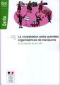 Couverture de l'ouvrage La coopération entre autorités organisatrices de transports