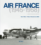 Couverture de l'ouvrage Air France 1945-1958