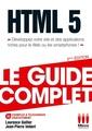 Couverture de l'ouvrage HTML 5