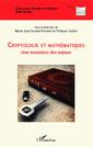 Couverture de l'ouvrage Cryptologie et mathématiques