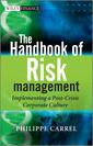 Couverture de l'ouvrage The Handbook of Risk Management