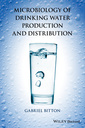Couverture de l'ouvrage Microbiology of Drinking Water Production and Distribution