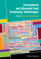 Couverture de l'ouvrage Conventional and Advanced Food Processing Technologies