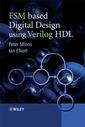 Couverture de l'ouvrage FSM-based Digital Design using Verilog HDL