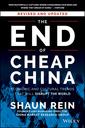 Couverture de l'ouvrage The End of Cheap China