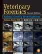 Couverture de l'ouvrage Veterinary Forensics