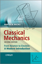 Couverture de l'ouvrage Classical Mechanics