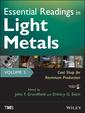 Couverture de l'ouvrage Essential Readings in Light Metals