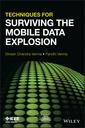 Couverture de l'ouvrage Techniques for Surviving Mobile Data Explosion