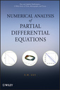 Couverture de l'ouvrage Numerical Analysis of Partial Differential Equations