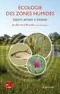 Couverture de l'ouvrage Écologie des zones humides
