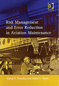Couverture de l'ouvrage Risk Management and Error Reduction in Aviation Maintenance