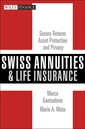 Couverture de l'ouvrage Swiss Annuities and Life Insurance