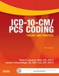 Couverture de l'ouvrage ICD-10-CM/PCS Coding: Theory and Practice, 2014 Edition