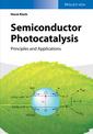 Couverture de l'ouvrage Semiconductor Photocatalysis