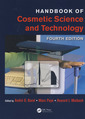 Couverture de l'ouvrage Handbook of cosmetic science and technology
