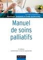 Couverture de l'ouvrage Manuel de soins palliatifs