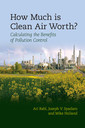 Couverture de l'ouvrage How Much is Clean Air Worth?