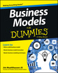 Couverture de l'ouvrage Business Models For Dummies