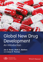 Couverture de l'ouvrage Global New Drug Development