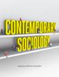 Couverture de l'ouvrage Contemporary Sociology